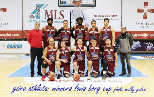 2018-19 1st Div Senior Men