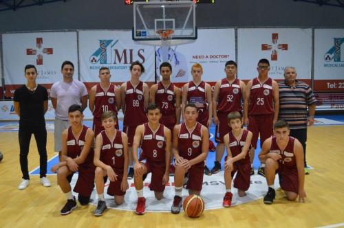 U16 Men